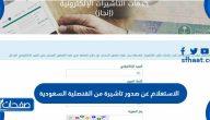 الاستعلام عن صدور تأشيرة من القنصلية السعودية