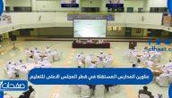 عناوين المدارس المستقلة في قطر المجلس الاعلى للتعليم